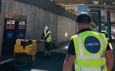 Royal Liverpool Hospital benefits from Larnook input